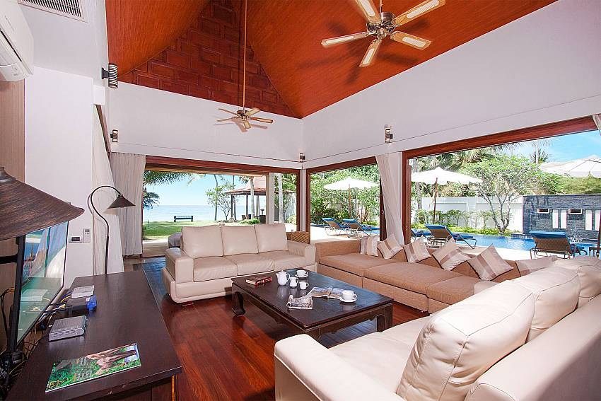 Comfortable sitting with great view-Villa Alkira_Lipa Noi_Koh Samui_Thailand