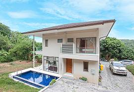 Triumph Villa B | Stylish 2 Bed Pool House Northern Samui