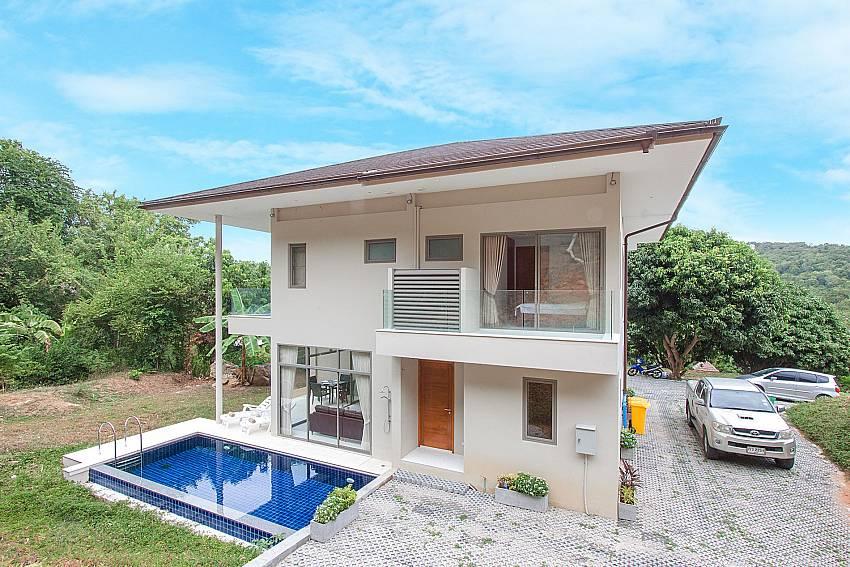 2 bedroom Pool villa-Triumph Villa B_Maenam_Koh Samui_Thailand