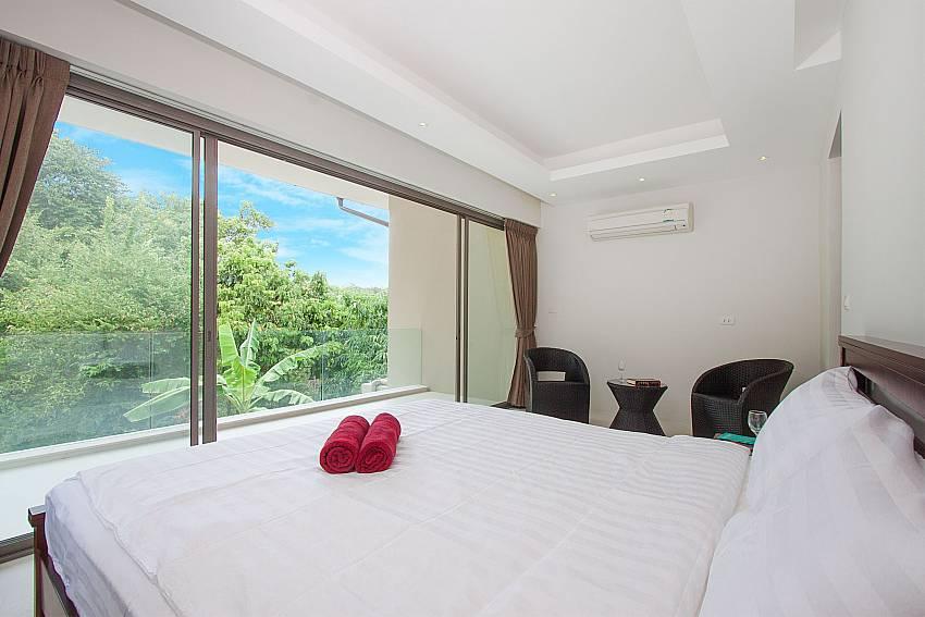 Triumph Villa B | 2 Betten Pool Haus im Norden von Samui