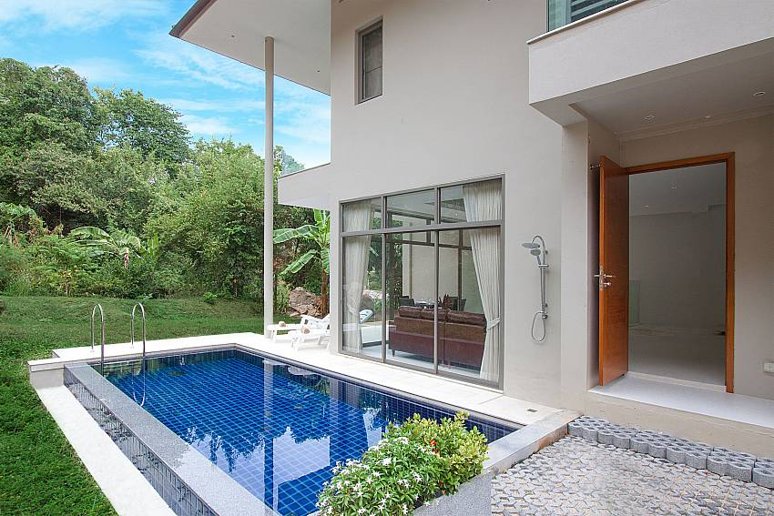 new built-Triumph Villa B_Maenam_Koh Samui_Thailand