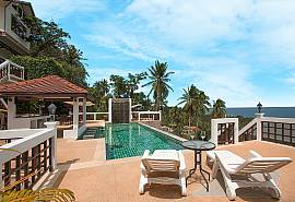 Villa Werona | 4 Bed Pool Rental in Bang Por on Samui
