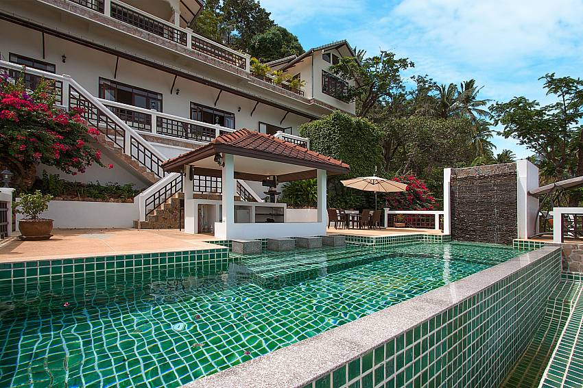 first class holiday home-Villa Werona_Bang Por_Samui_Thailand