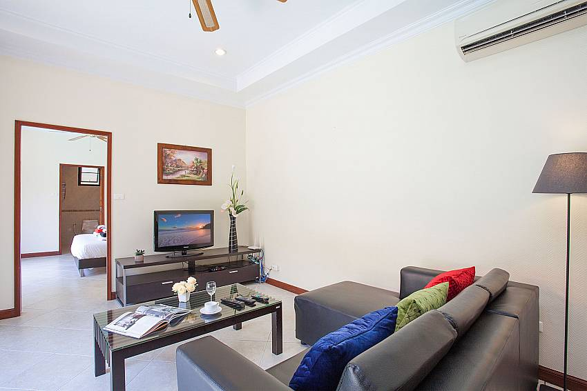 Lounge in Villa Majestic 40 Pratumnak Pattaya Thailand