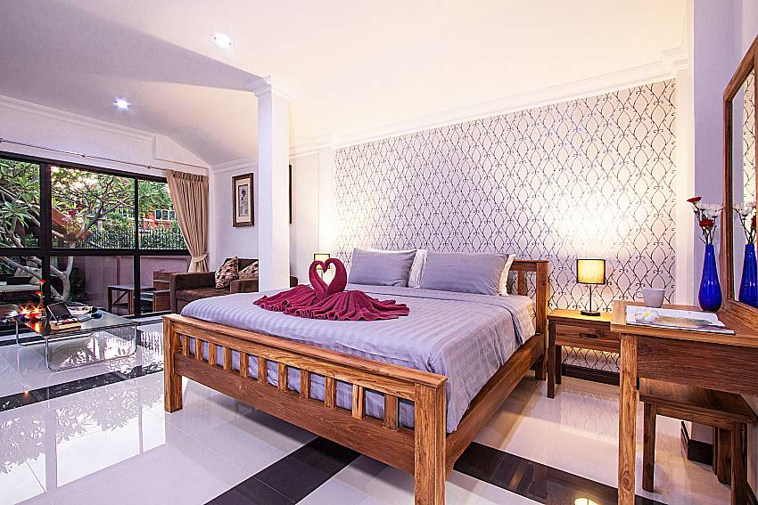 Second bedroom  Of Baan Chatmanee