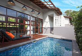 Villa Rune 116 | 1 Bed Pool Home in Chaweng on Samui