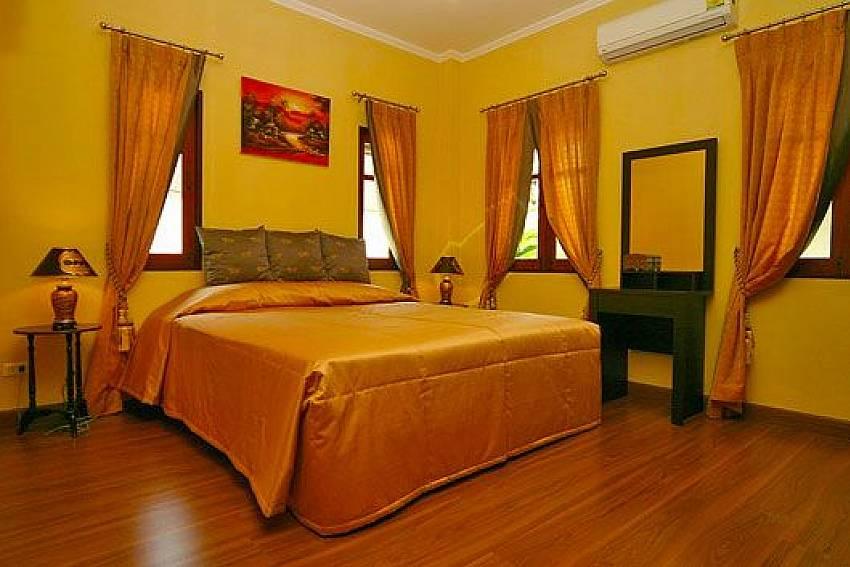 Third bedroom Of Baan Sabai