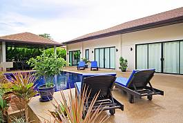 Fully Staffed 4Br Luxury Pool Villa Near Nai Harn Phuket