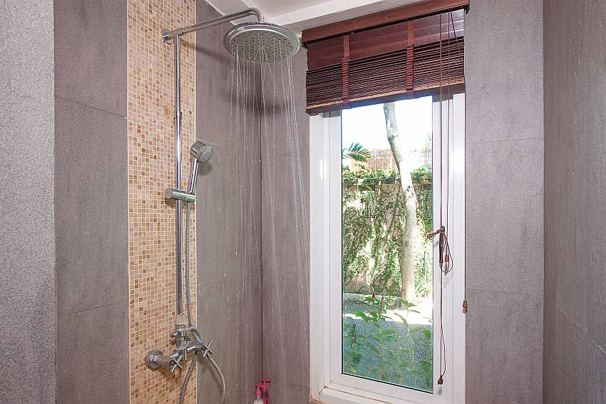 Shower Villa Baylea 401 at Chaweng in Samui