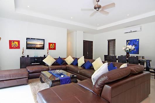 Аренда виллы на Пхукете: Anyamanee villa, 4 Спальни. 30852 бат в день