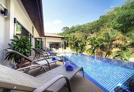 Villa Gaew Jiranai | 4 Bed Holiday Pool Home in Nai Harn South Phuket