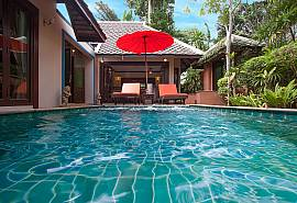 Villa Baylea 202 | Rustic 2 Bed Pool Home in Koh Samui