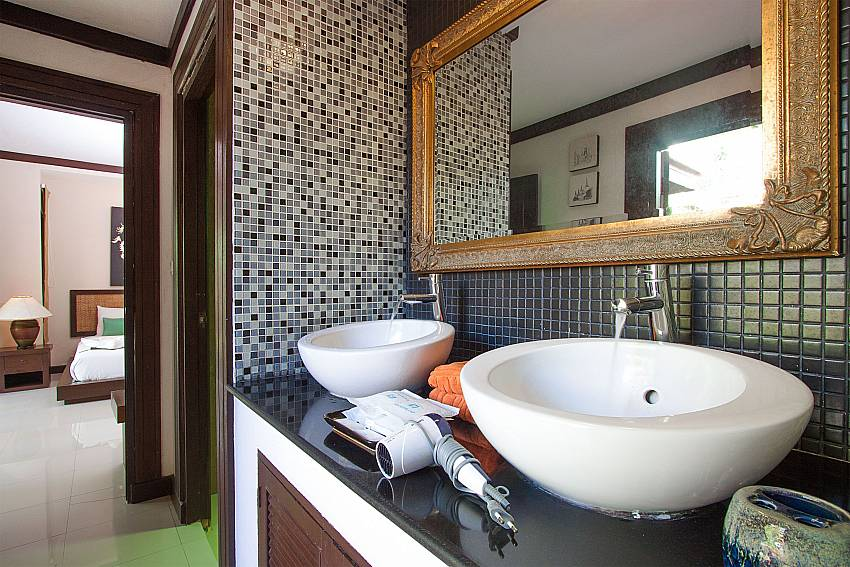 Toilet Villa Baylea 202 in Koh Samui