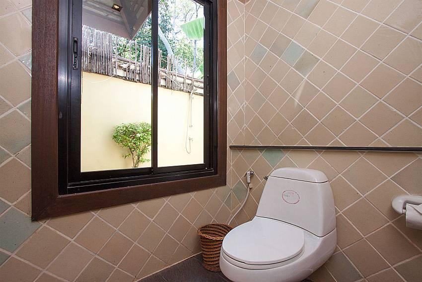 Toilet Villa Baylea 203 in Koh Samui