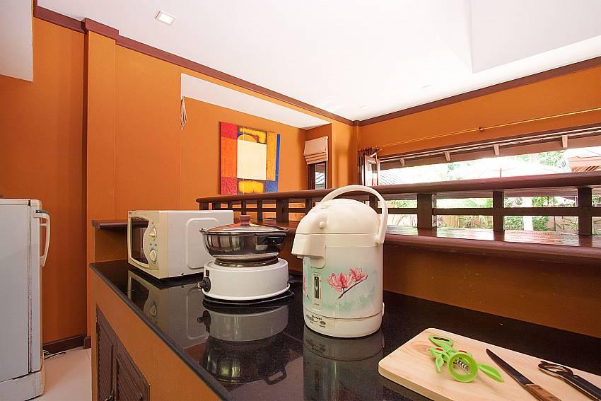 Kitchen Villa Baylea 101 in Chaweng Samui