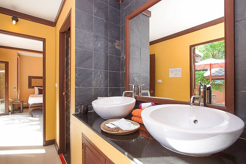 Toilet Villa Baylea 101 in Chaweng Samui