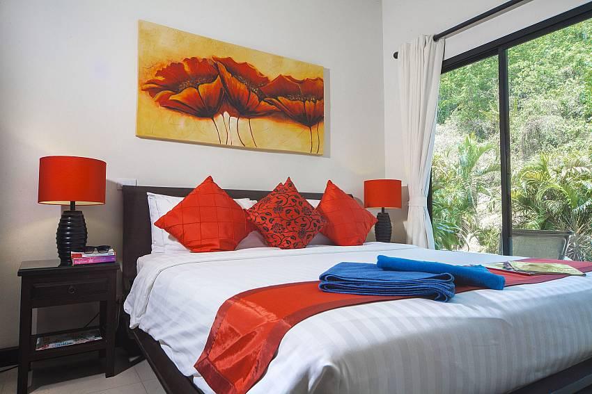 Third Bedroom-Villa Gaew Jiranai_4 Bedroom_ Family Villa_Private Pool_Nai Narn_Rawai_Phuket_Thailand