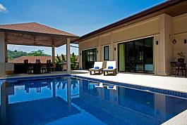 4Br Fully Service Pool Villa with In-House Chef Neat Nai Harn Phuket