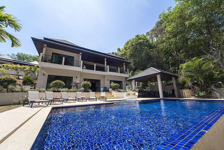 66 sqm private Pool-Ploi Attitaya_6 bedroom villa_Private Pool_Nai Harn_Rawai_Phuket_Thailand