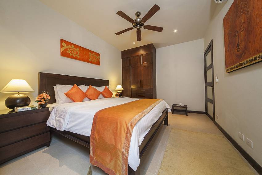 Guest Bedroom 2-Ploi Attitaya_6 bedroom villa_Private Pool_Nai Harn_Rawai_Phuket_Thailand