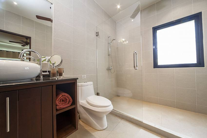 Third Bathroom-Ploi Attitaya_6 bedroom villa_Private Pool_Nai Harn_Rawai_Phuket_Thailand