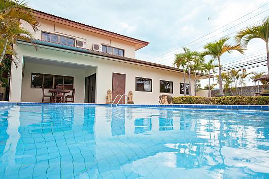 Rent Pattaya Villa: Baan Viewbor, 4 Bedrooms. 10288 baht per night