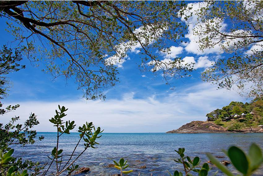 Sea view Natures Oasis Resort No.9 in Bang Bao Koh Chang