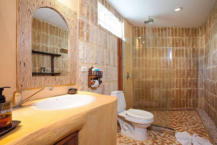 Bathroom Natures Oasis Resort No.9 in Bang Bao Koh Chang