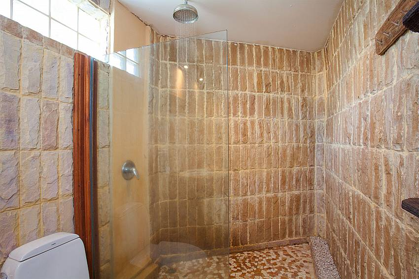 Shower Natures Oasis Resort No.9 in Bang Bao Koh Chang