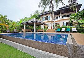 Morakot Villa | 6 Bed Modern Pool Villa Near Nai Harn Beach South Phuket