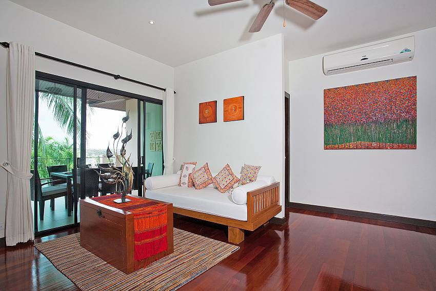 Upstairs Living Room-Morakot Villa_6 Bedroom_Private Pool Villa_Nai Harn_Phuket_Thailand