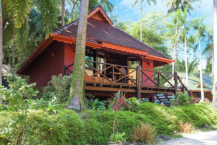Property Natures Oasis Resort No.5 at Bang Bao Koh Chang