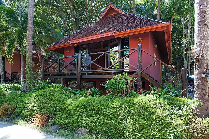 Property Natures Oasis Resort No.5 at Bang Bao Koh Chang