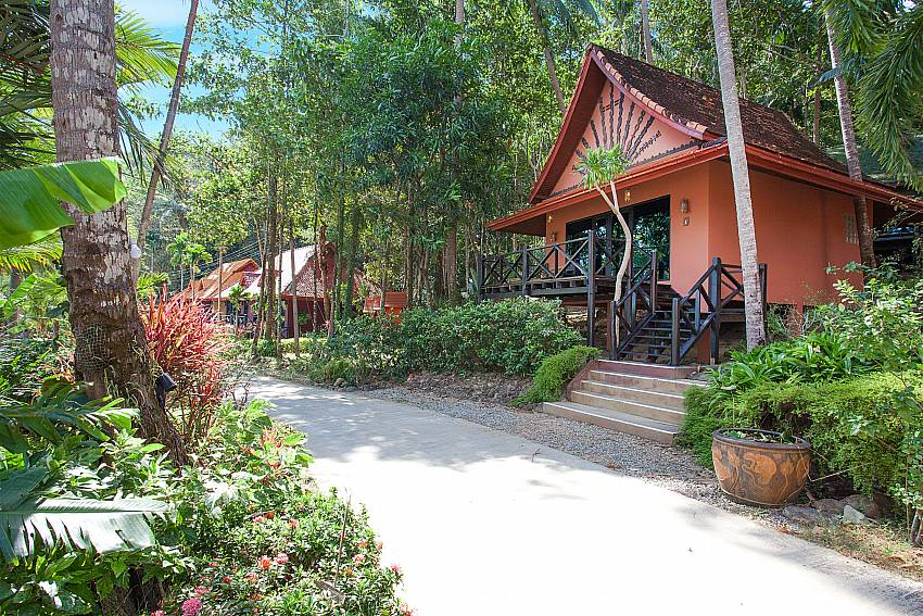 Property Natures Oasis Resort No.6 at Bang Bao Koh Chang