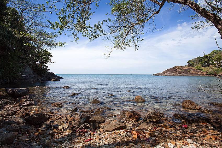 Sea view Natures Oasis Resort No.7A in Bang Bao Koh Chang