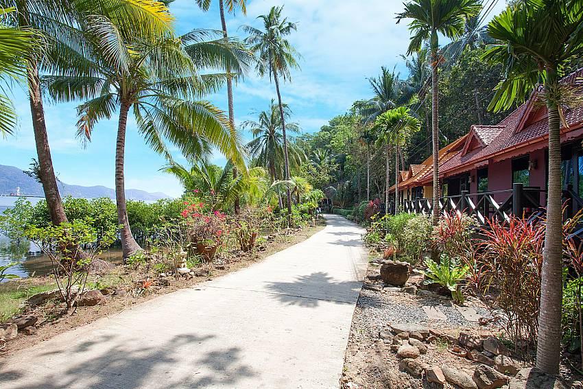 Property Natures Oasis Resort No.7A in Bang Bao Koh Chang