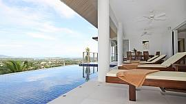 Villa Alangkarn Andaman - 5 Bed - Infinity Pool with Incredible View