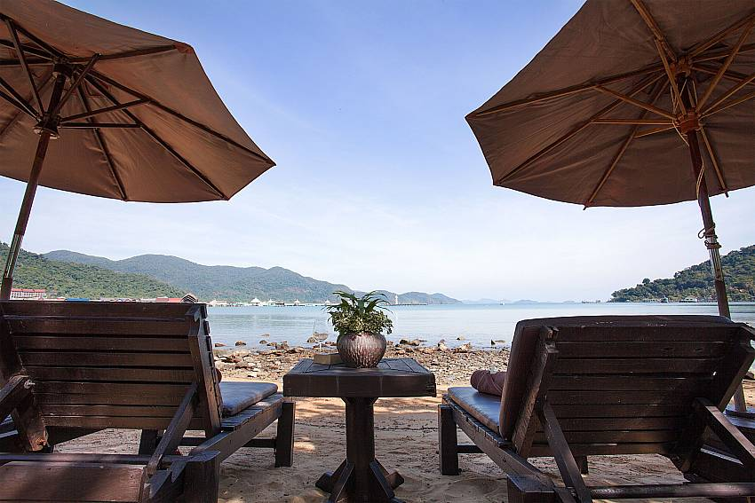 Beach Natures Oasis Resort No.7B in Bang Bao Koh Chang