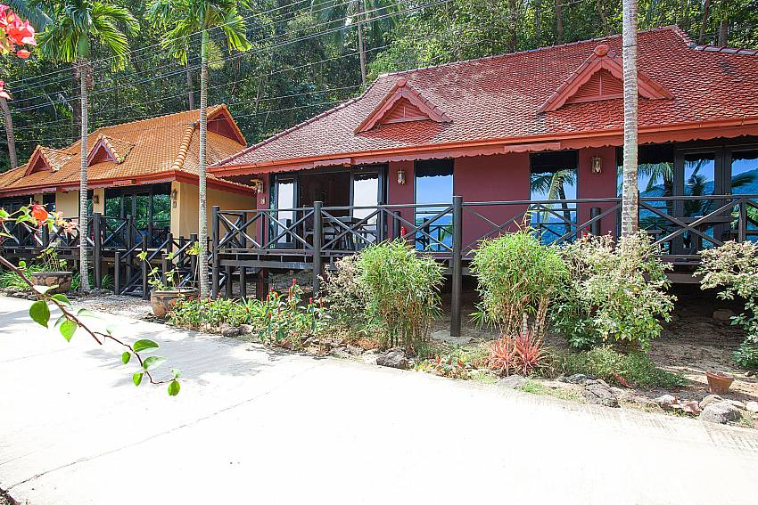 Property Natures Oasis Resort No.7B in Bang Bao Koh Chang
