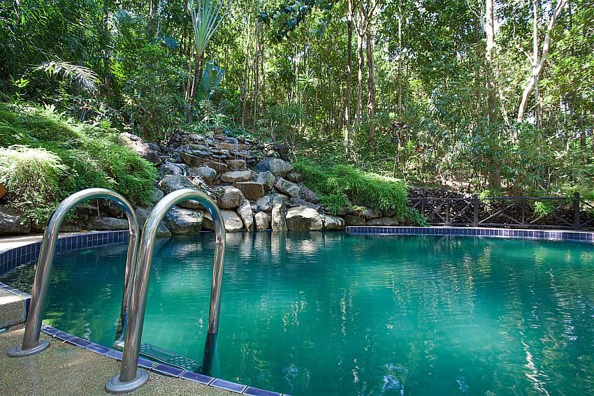 Swimming pool Natures Oasis Resort No.8A at Bang Bao Koh Chang