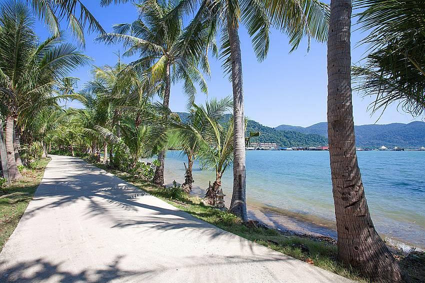 Sea view Natures Oasis Resort No.8A at Bang Bao Koh Chang