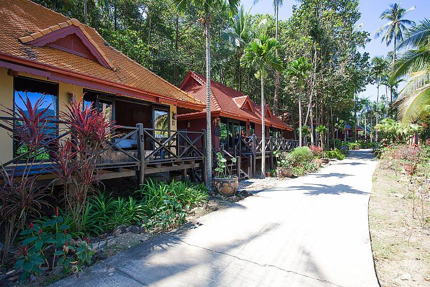 Property Natures Oasis Resort No.8A at Bang Bao Koh Chang