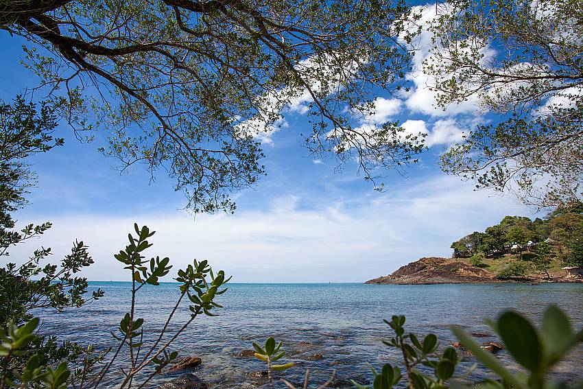 Sea view Natures Oasis Resort No.8B at Bang Bao Koh Chang