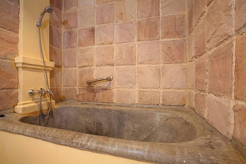 Bathroom Natures Oasis Resort No.8B at Bang Bao Koh Chang