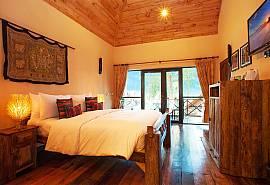 เนเจอร์โอเอซีสรีสอร์ท No.10A |  บ้านพักตากอากาศ 1 ห้องนอนในตอนใต้ของเกาะช้าง