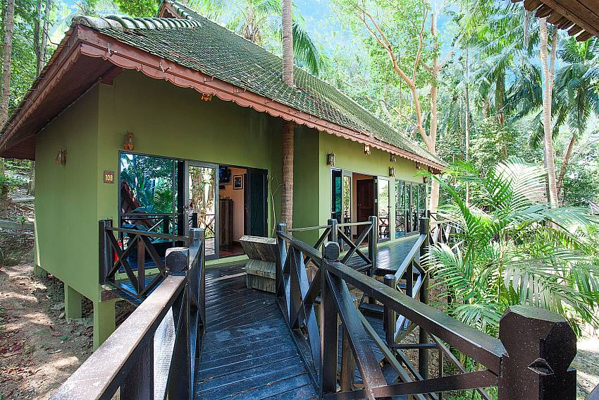 Property Natures Oasis Resort No.10B in South Koh Chang