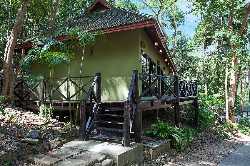 Property Natures Oasis Resort No.11A in Southern Koh Chang
