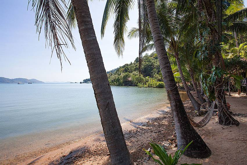 Sea view Natures Oasis Resort No.11B in South Koh Chang