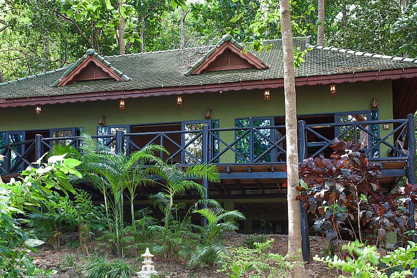 Property Natures Oasis Resort No.11B in South Koh Chang
