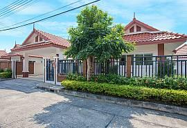 Timberland Lanna Villa 302 | Zeitgemäßes 3 Betten Haus Pattaya